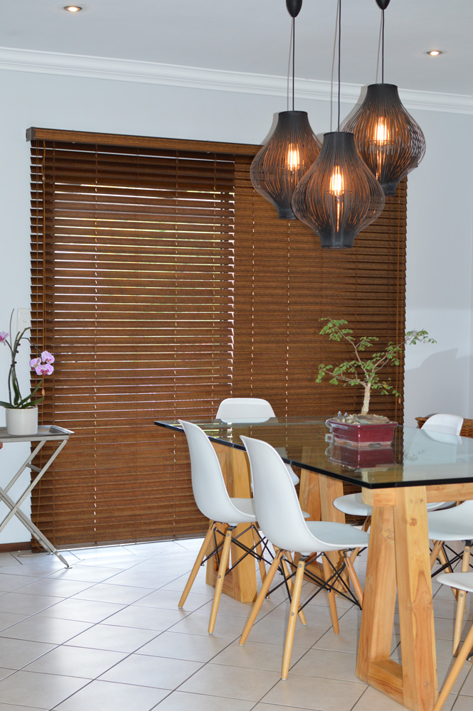 Ambient - Antique Venetian Blinds